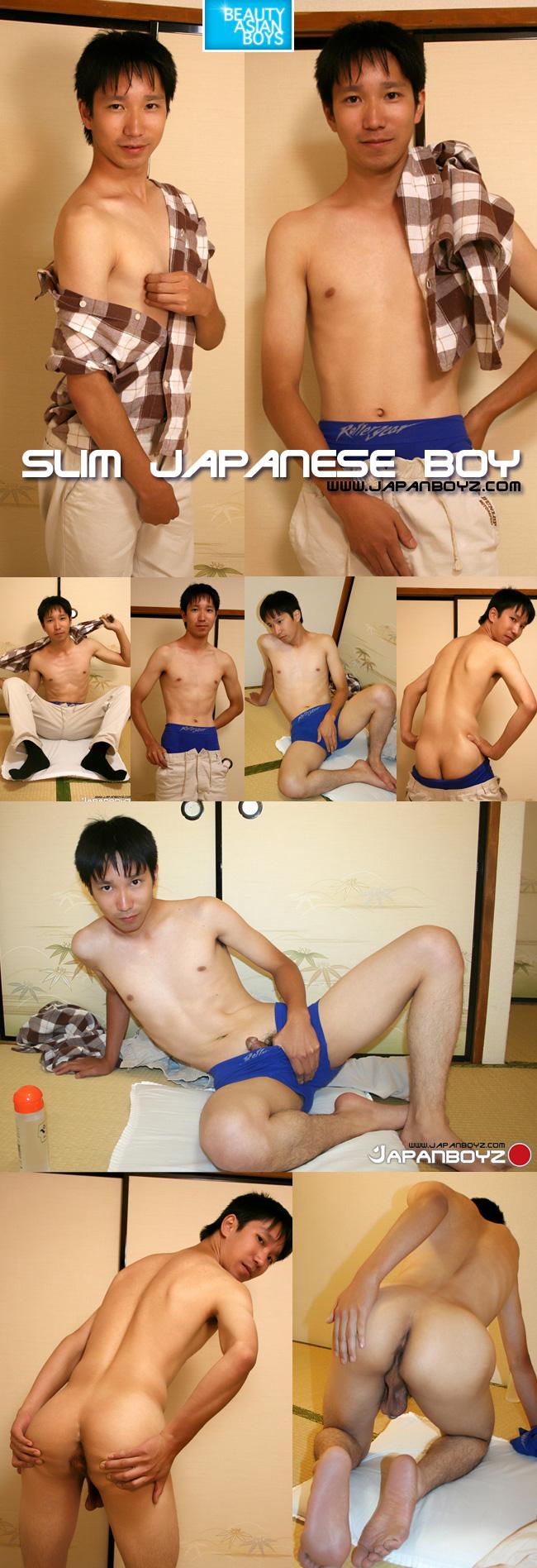 Japan Boy - Slim Japanese Boys